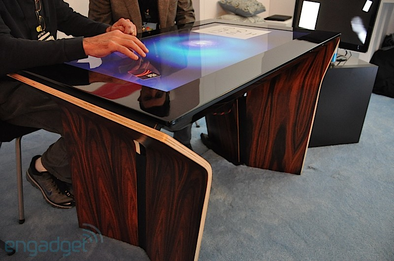 microsoft surface 2  u2013 the new intelligent table touch